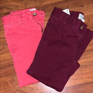 Boy's chino pants